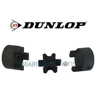 Jaw Coupling L100 (Dunlop) Complete With Element Insert Lovejoy