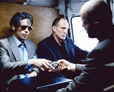 Benicio Del Toro, Jason Statham Snatch. 8X10 Photo