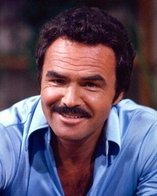 Burt Reynolds 8X10 Photo