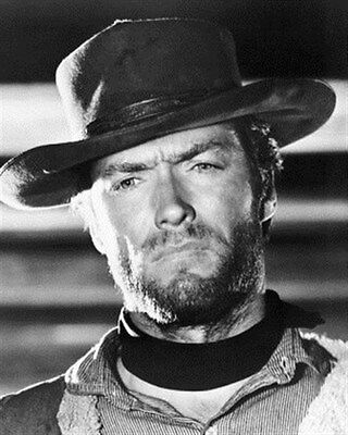 CLINT EASTWOOD 8X10 PHOTO great gift idea 186002