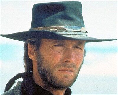 CLINT EASTWOOD 8X10 PHOTO lovely image 256167
