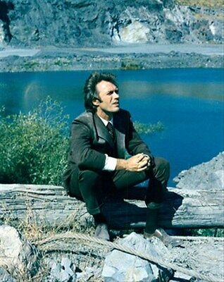 CLINT EASTWOOD AS INSP. HARRY CALLAHAN FROM  8X10 PHOTO fine image 280044