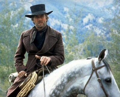 CLINT EASTWOOD AS PREACHER FROM PALE RIDER 8X10 PHOTO cool image 257162