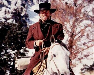 Clint Eastwood As Preacher From Pale Rider 8X10 Photo