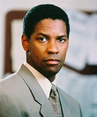 Denzel Washington As Gray Grantham From The  8X10 Photo