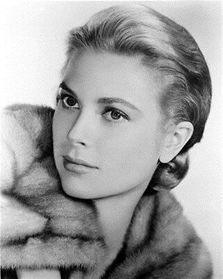 GRACE KELLY 8X10 PHOTO beautiful pic 187549