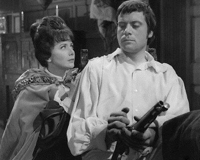 Oliver Reed As Capt. Tom Sylvester, June Tho 8X10 Photo