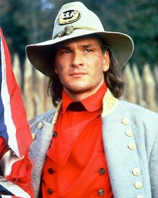 Patrick Swayze As Orry Main From North And S 8X10 Photo