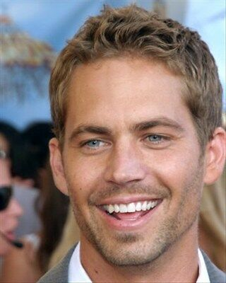 PAUL WALKER 8X10 PHOTO great image 271362