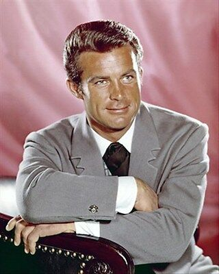 Robert Conrad 8X10 Photo