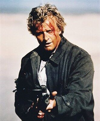 Rutger Hauer As John Ryder From The Hitcher 8X10 Photo