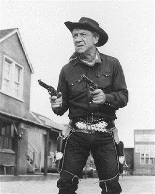 Sid James As Johnny Finger, The Rumpo Kid Fr 8X10 Photo