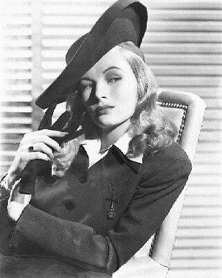 VERONICA LAKE 8X10 PHOTO classic image 170314