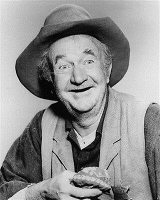 Walter Brennan 8X10 Photo