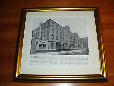 Dated 1896 Print over 120 years old Parker Street London available unframed x