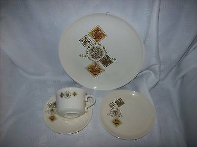 Taylor Smith & Taylor Brocatelle 4 Pc Place Setting