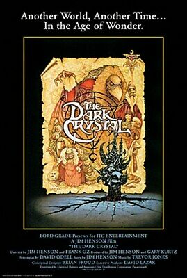 The Dark Crystal Movie Poster - Another World - 24X36