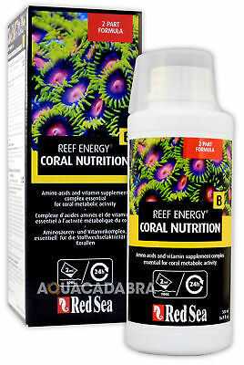 Red Sea Reef Energy B Concentrated 500Ml Marine Coral Supplement Aquarium Tank