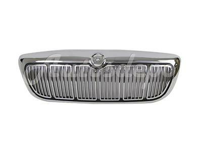 For 1998-2002 Mercury Grand Marquis Grille Chrome/Black