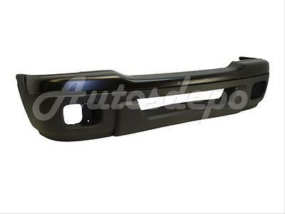 04-05 FORD RANGER EDGE FRONT BUMPER BLK VALANCE W/HOLE