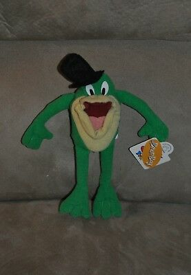 "New Applause 1997 Michigan J. Frog 8""  Bean Plush w/Tag"