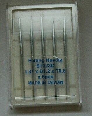 Creative Embellisher Felting Needles for Creative SP1000 / SP1100  - BT144
