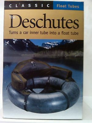 Float Tube - Turns a car inner tube into a float tube