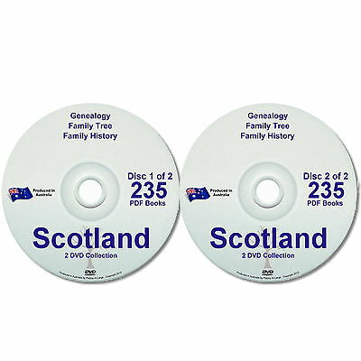 Family History Tree Genealogy Scotland Free Postage