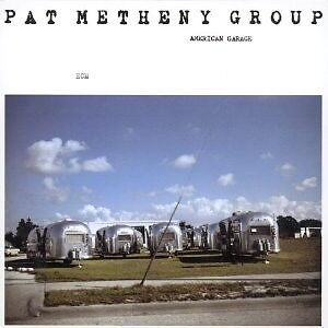 "Pat Metheny Group ""american Garage"" Lp Vinyl New"