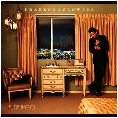 Cd*brandon Flowers**flamingo***nagelneu & Ovp!!