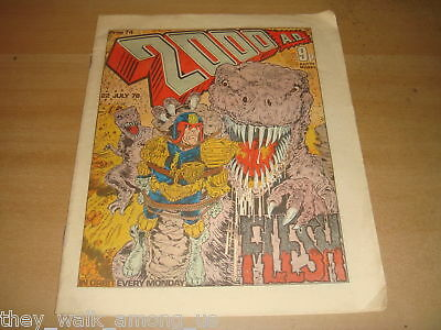 2000 A.D. #74 UK Weekly Comic 22/7/1978  VF