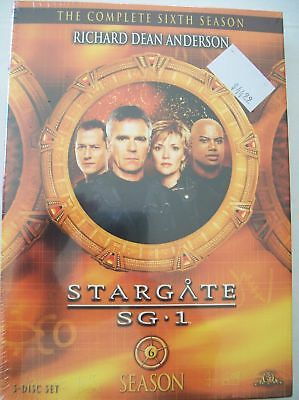 stargate atlantis dvd box set seasons 1 5