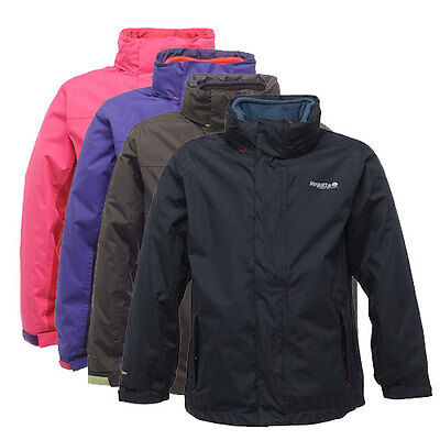 Regatta Kids  3 In 1 Jacket 100% Waterproof & Windproof Boys Girls Winter Jacket
