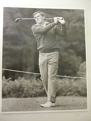 john bland south african golfer 28 may 1987  photo