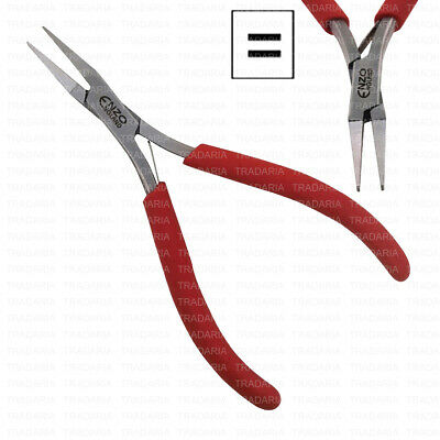 Fine Tip Flat Jaws Jewellery Making Wire Working Beading Bead Knotting Pliers