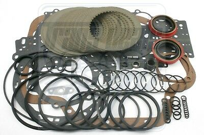 TH400 Turbo 400 Transmission Rebuild Kit 1965-1966 GM  Clutches /& early Filter