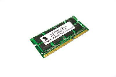 4Gb Ddr3 1066 Mhz Pc3 8500 Sodimm Pc/mac- Lot Of 10 Pcs