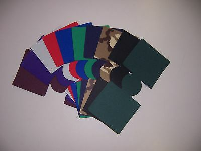 100 Piece Unsewn Blank Koozie Lot Wholesale Resale