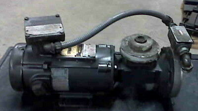 Baldor explosion proof DC motor 1/4HP .25HP  # CDPX3410 used - 60 day warranty