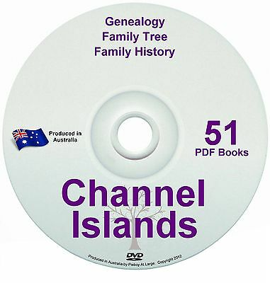 Family History Tree Genealogy Channel Islands Free Post