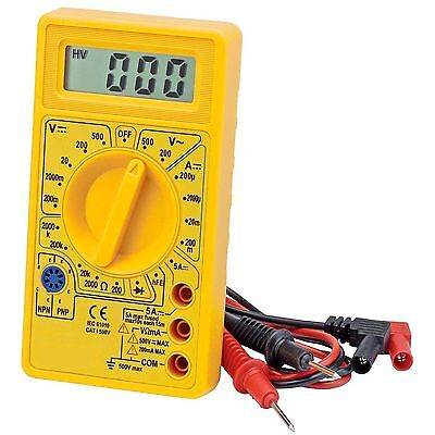 Digital Multimeter Circuit Tester - Multitester Voltmeter Tester Electricians