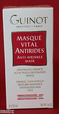 GUINOT Masque vital antirides 50ml