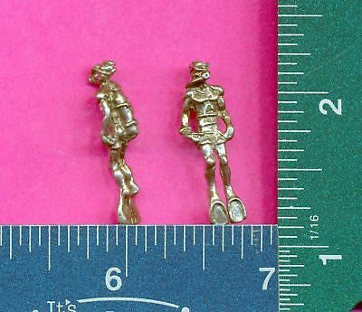 100 wholesale lead free pewter candle charms 1145