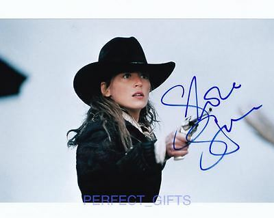 SHARON STONE SIGNED PP PHOTO the quick and the dead