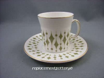 Hostess Greenway cup and saucer.