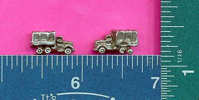 100 wholesale pewter army truck figurines m11152
