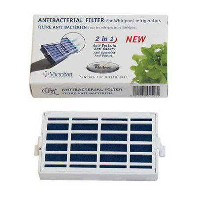 Filtre Anti-Bacteries Whirlpool Ant001 481248048172
