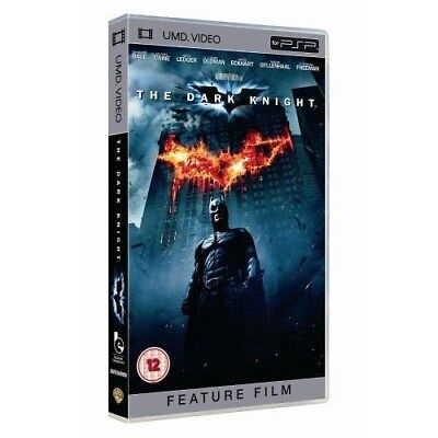 The Dark Knight PSP UMD MOVIE R4 AUS *NEW&SEALED!!*