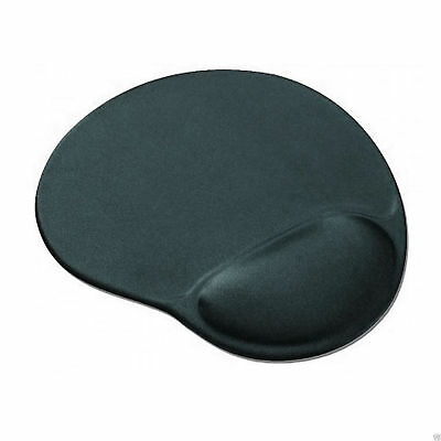 Gel Mouse Pad Mat With Wrist Rest Support