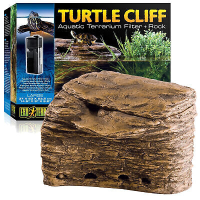 Exo-Terra Turtle Cliff Aquatic Terrarium Filter Large